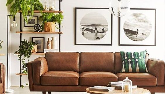 How to Clean Leather Upholstery in a Natural Way